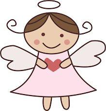 Resultado de imagen para angelitos caricatura