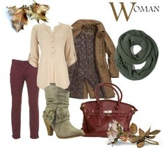 """""""fall fashion women"""" by annemiec on Polyvore"""