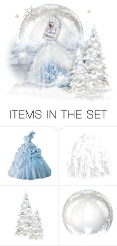 """""""Snow Angel Goddess"""" by helenehrenhofer ❤ liked on Polyvore featuring art"""