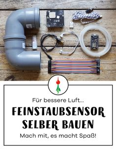 Here you can find my DIY testimonial, as I a meter for Feinst … - Home Technology Technology Gifts, Smart Home Technology, Technology Gadgets, Build Your Own Robot, Esp8266 Arduino, High Tech Gadgets, Lego Projects, Air Pollution, Electronics Projects