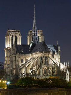 Notre Dame de Paris by Eprevier Deodat - Photo 68855133 / 500px