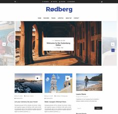 Blog Websites, Page Layout, Travel Agency, Wordpress Theme, Traveling By Yourself, Blogging, The Incredibles, Travel, Blog