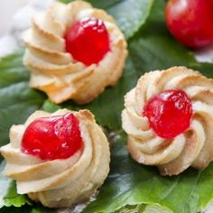 Italian Butter Cookies Recipe