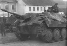 Hetzer tank destroyer SdKfz 138 2