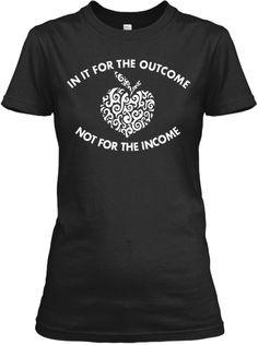 Cute teacher t-shirt :-)