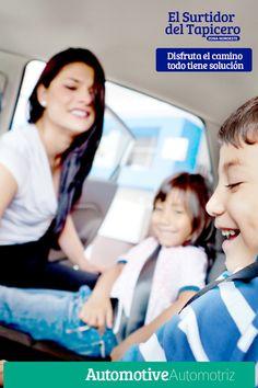 Relájate en el camino cuando viajes con los más pequeños, contamos con una amplia línea de productos para mantener el interior de tu auto como el primer día.