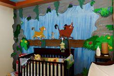 The lion king nursery - Google Search