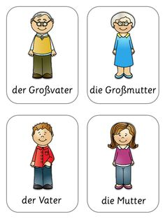 Huge set of 480 German flashcards. This set covers all major topics from adjectives to weather. Download the preview for more information.