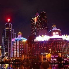 Pay only for a Hong Kong – Macau travel package originally worth 489 Macau Travel, Travel Tours, Empire State Building, Hong Kong