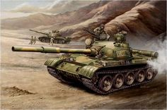 T-62, 1972