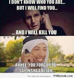 Funny Arab memes – A compilation of Arab funnies | PMSLweb