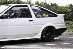 Drift Trike, Toyota 86, Scion, Japanese Cars, Jdm Cars, Toyota Corolla, Car Stuff, Mazda, Cars And Motorcycles