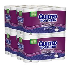 Quilted Northern Ultra Plush Toilet Paper review