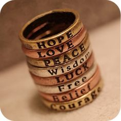 Cool retro lettering Wishing letters ring (one pcs price,send by random),cheap fashion ring shop at : http://Costwe.com/fashion-cheap-rings-c-47_43.html