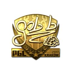 The PGL Krakow Stickers remind me a little bit on Katowice 2014 Stickers #games #globaloffensive #CSGO #counterstrike #hltv #CS #steam #Valve #djswat #CS16