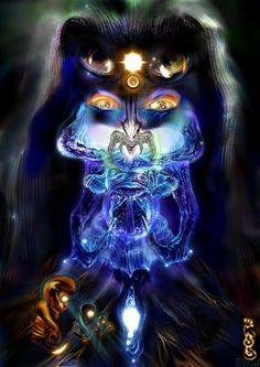 Who Is Garama?: Chapter Seventeen : A Quantum Karmic Cleansing - The Karmic Reset Button