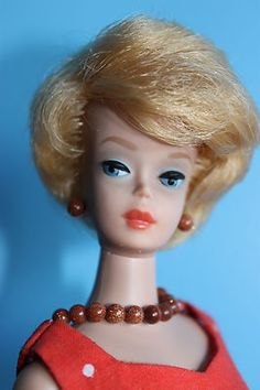 Barbie vintage bubble cut - blonde. This is like the one I had. Yes - I only had one!