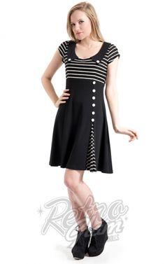 Retro Glam - Voodoo Vixen Linda Dress