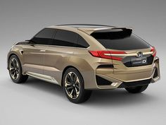 Here S Where The Honda Crosstour Is Planning Its Comeback 2017 Cars