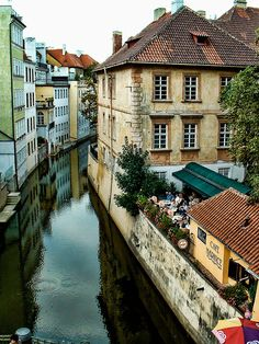 Prague - Kampa | Czech Republic | Photo by Jeff E. Smith | http://www.iconhotel.eu/en/contact/location
