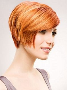 Cute Short Bob Hairstyles for spring 30