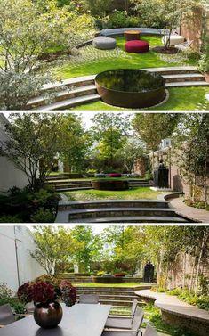 Terrasse am Hang praktisch und modern gestalten - 10 tolle Ideen
