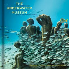 The Underwater Museum – off the west coast of Grenada in the West Indies