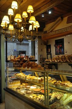 "Bakery ""Patisserie""  - Aix en Provence, France  I want real bread, fresh and fragrant and I want to eat it wandering in the streets of a new world"