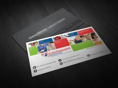 Centrepoint Healthcare Business Card Design