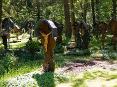 Waldfriedhof - Alter Teil Cemetery Munich