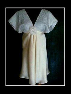 ANDRE VASSELLE kaftan dress