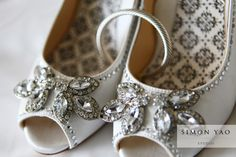simonyao.com Columbus Ohio Wedding Photographer #weddingshoes