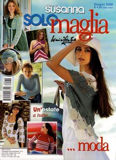View album on Yandex. Knitting Magazine, Crochet Magazine, Crochet Books, Knit Crochet, Book Crafts, Rubrics, Journal, Views Album, Knitting Patterns