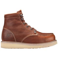 87fed9906f86 Timberland PRO Barstow Wedge 6 Inch Moc Toe Work Boot 89647  109.95  Босоножки