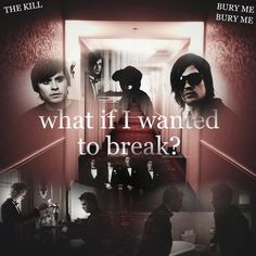 #MARSlyrics | What if I wanted to break #TheKill (credits to the owners)