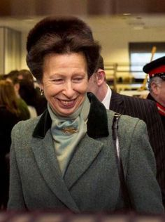 Princess Anne, February 12, 2016