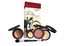 """Review, Swatches: Laura Geller's """"Fresh Brewed Beauty"""" Makeup Collection With Coffee And Caffeine Extracts #bstat"""