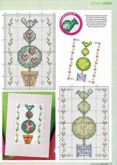 Gallery.ru / Photo # 5 - Cross Stitch Card Shop 46 - WhiteAngel
