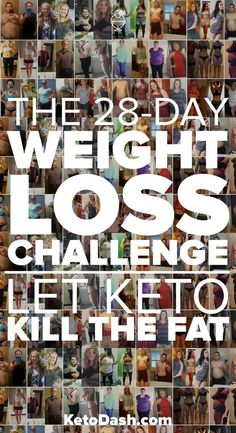 Free 28-Day Keto Challenge. Everything you need to start losing weight on keto. Better than 99% ...