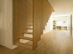 Trippy staircase design
