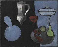Henri Matisse. Gourds. Issy-les-Moulineaux, 1915-16 (dated on painting 1916)