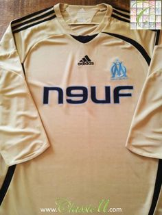 adidas Originals FB Marseille Jersey T Shirt | Size?