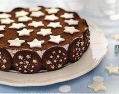 Torta Pan di Stelle ► http://www.dolciricette.org/2012/10/torta-pan-di-stelle-ricetta-facile.html