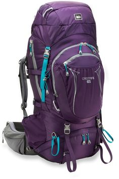 This pack balances comfort with performance and strength for weekend or multiday trips.