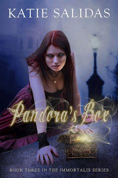 Pandora's Box ~ Immortalis Vampire Series Book 3 by Katie Salidas
