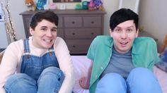 Dan and Phil PASTEL EDITS IN REAL LIFE
