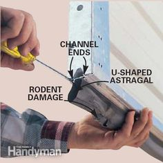 Inspect and maintain your garage door annually for safety and convenience sake. Inspect and maintain your garage door annually for safety and Garage Door Trim, Overhead Garage Door, Garage Door Repair, Garage Door Opener, Garage Doors, Garage Paint, House Repair, Garage Door Maintenance, Garage Door Springs