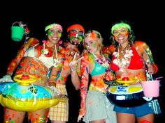 Full moon party! Thailand