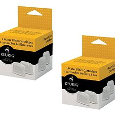 Keurig2Pack Water Filter Replacement Kits  Keurig Model  5084  Set of 2 Gift Bundle * Want to know more, click on the affiliate link Amazon.com.