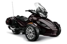 It's tempting to call the Can-Am Spyder a three-wheeled motorcycle and leave it at that, but it doesn't do the vehicle justice. As a motorcycle rider, I can tell you it really isn't just a bike that doesn't tip over. On the other hand, as a driver, I can tell you it's not a car with one rear wheel, either.